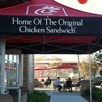 Photo taken at Chick-fil-A South Bay by Trace T. on 7/15/2012