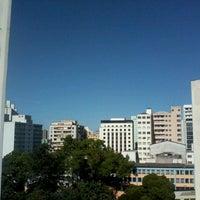 Photo taken at Rua Major Diogo by Creusa F. on 8/21/2012