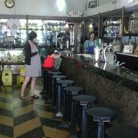 Photo taken at Klavon's Ice Cream Parlor by Josh C. on 8/3/2012