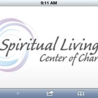 Photo taken at Spiritual Living Center Of Charlotte by Daniel D. on 8/19/2012