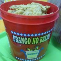 Photo taken at Frango no Balde by Jerusa G. on 3/9/2012