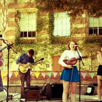 Photo taken at UCLA Bruin Plaza by Bret N. on 5/24/2012
