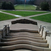 Photo taken at Ault Park by Maurice S. on 3/15/2012