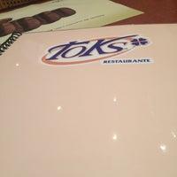 Photo taken at Toks by Kalid on 9/1/2012