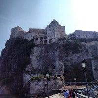 Foto scattata a Castello Aragonese da Emilio G. il 9/11/2012