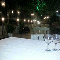 Photo taken at Medya Restaurant by Seniz C. on 9/1/2012