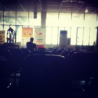 Photo taken at Daniel Z. Romualdez Airport (TAC) by Precious on 8/25/2012