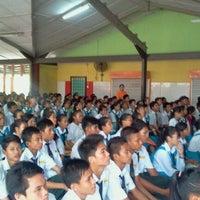 Photo taken at SMK SELIRIK by Kayrul on 4/14/2012