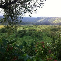 Photo taken at Wailua Valley State Wayside by Maria H. on 4/13/2012