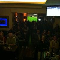 Photo taken at Royal Cafe-Bar-Bistro by Maik L. on 4/11/2012