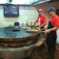 Photo taken at CrazyFire Mongolian Grill by Buddy B. on 7/21/2012