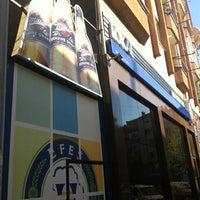 Photo taken at Lokal Beer Cafe by ✔️CANER K. on 7/3/2012