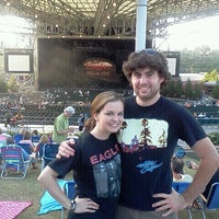 Photo taken at Verizon Wireless Amphitheatre at Encore Park by Ashley F. on 5/3/2012