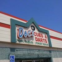 Photo taken at Doc's Cue And Darts by Jason B. on 7/12/2012