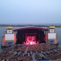 Photo taken at Northwell Health at Jones Beach Theater by Antonio d. on 9/1/2012