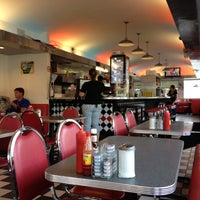 Photo taken at Fleetwood Diner by Eric W. on 5/27/2012