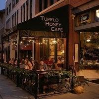 Photo taken at Tupelo Honey by Kathleen K. on 8/16/2012