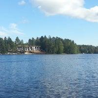 Photo taken at Rustholli by Ilkka N. on 8/24/2012