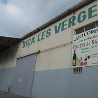 Photo taken at SICA Les VERGERS du LEZ by Longboard34 D. on 5/2/2012
