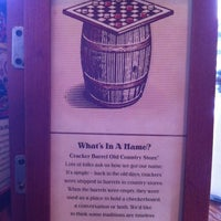 Photo taken at Cracker Barrel Old Country Store by Shaun M. on 8/16/2012