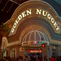 Photo taken at Golden Nugget Hotel & Casino by Richard A. on 4/29/2012