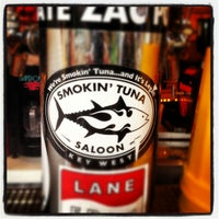 Photo taken at Smokin' Tuna Saloon by Joey B. on 7/30/2012