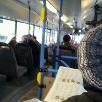 Photo taken at HSL Bussi 718 by Riku N. on 3/9/2012