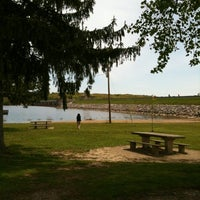 Photo taken at Hoover Reservoir Park by Thomas W. on 4/29/2012