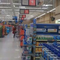 Photo taken at Walmart Supercenter by Susan P. on 3/9/2012