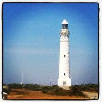 Photo taken at Cape Leeuwin Lighthouse by Ewa M. on 2/21/2012