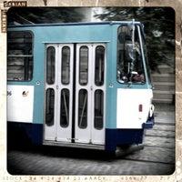 Photo taken at 7. tramvajs | Ausekļa iela - Ķengarags by Roman A. on 9/12/2012