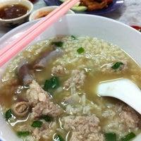 Photo taken at Kampung Malabar Porridge by Jessc on 6/10/2012