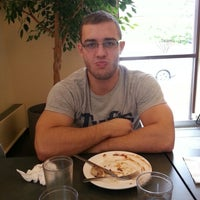 Photo taken at Dewick-MacPhie Dining Hall, Tufts University by Saul S. on 9/7/2012