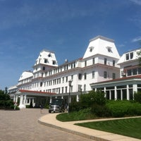 Photo taken at Wentworth by the Sea, A Marriott Hotel & Spa by M. S. on 5/27/2012