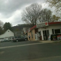 Photo taken at Sunderland Corner Store by Diane C. on 4/21/2012