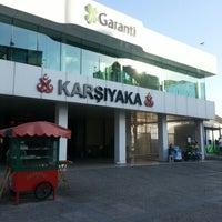 8/5/2012 tarihinde Gözde D.ziyaretçi tarafından Karşıyaka Vapur İskelesi'de çekilen fotoğraf