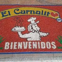 Foto diambil di Barbacoa El Carnalito oleh Marco D. pada 9/6/2012