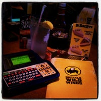 Photo taken at Buffalo Wild Wings by Logan H. on 8/29/2012