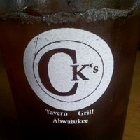 Photo taken at CK's Tavern & Grill by Toryanni P. on 8/17/2012