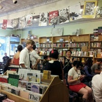 Photo taken at Bluestockings by Alice Meichi L. on 7/18/2012