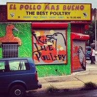 Photo taken at El Pollo Mas Bueno by Nick F. on 7/28/2012