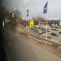 Photo taken at HSL Bussi 718 by Riku N. on 4/11/2012
