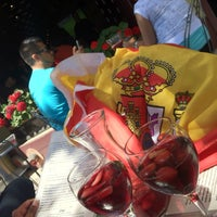 Photo taken at Bella Vista Trattoria & Wine Bar by Elitsa M. on 6/23/2012