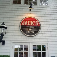 Photo taken at Jack's Stir Brew Coffee by Fred W. on 7/28/2012