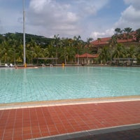 Photo prise au Yio Chu Kang Swimming Complex par Danial A. le7/6/2012