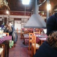 Photo taken at Restaurante La Greda by Daniela M. on 8/19/2012