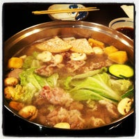 Photo taken at Fu Lin Hot Pot by Dixon T. on 6/23/2012