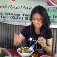 Photo taken at Baso Malang Mi'an by Sun ~ Shine L. on 5/13/2012
