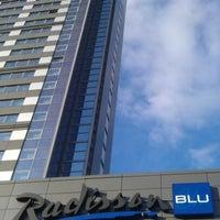 Photo taken at Radisson Blu Latvija Conference & SPA Hotel by Stanislav L. on 8/13/2012