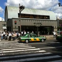 8/1/2012にMatthew S.が四ツ谷駅で撮った写真